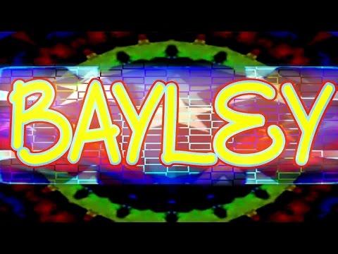 Bayley entrance video