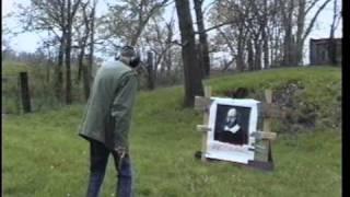 William Burroughs shooting William Shakespeare