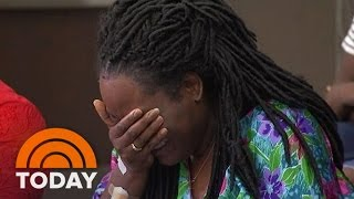 Mom Of 5 Shot At Dallas Protest: Dallas Police Protected Me   TODAY