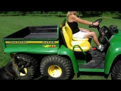2003 John Deere Gator 6X4