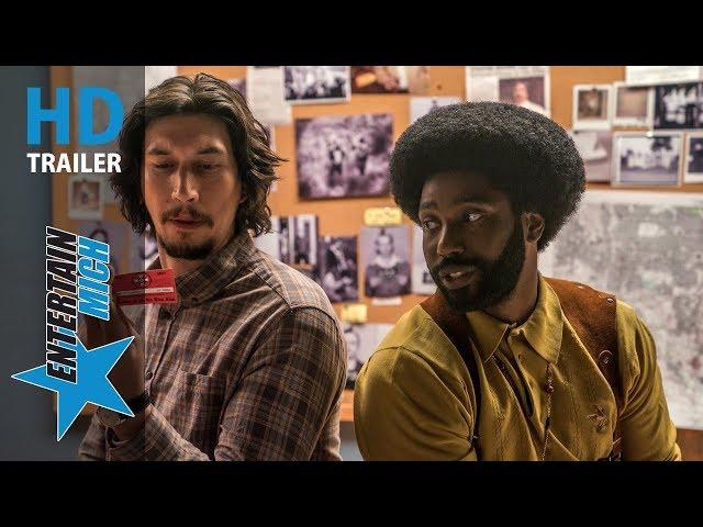 Blackkklansman (2018) Trailer | HD