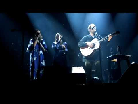 """Fleet Foxes + First Aid Kit - """"Tiger Mountain Peasant Song"""""""