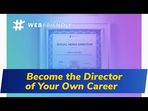 How to Create Your Dream Career as a Social Media Director