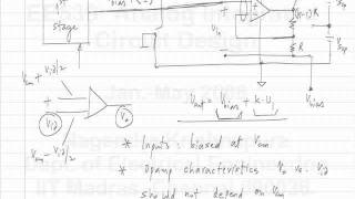 Lecture 6 Realizing negative feedback systems with opamps