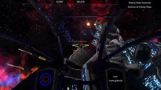 Disputed Space Gameplay (PC game)
