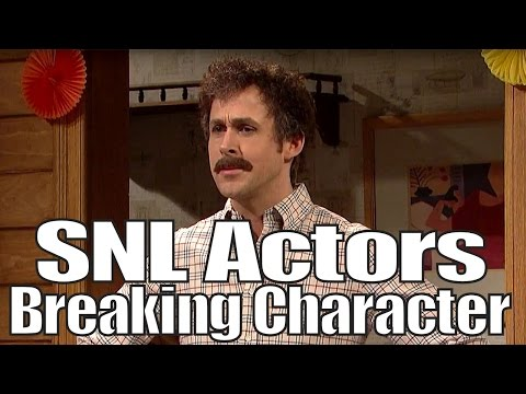 Thumbnail: SNL Bloopers & Actors Breaking Character Compilation (Part 1)