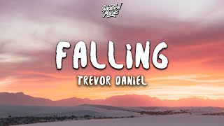 Cover images Trevor Daniel - Falling (Lyrics)