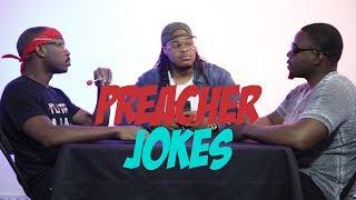 You Laugh, You Lose: Preacher Jokes