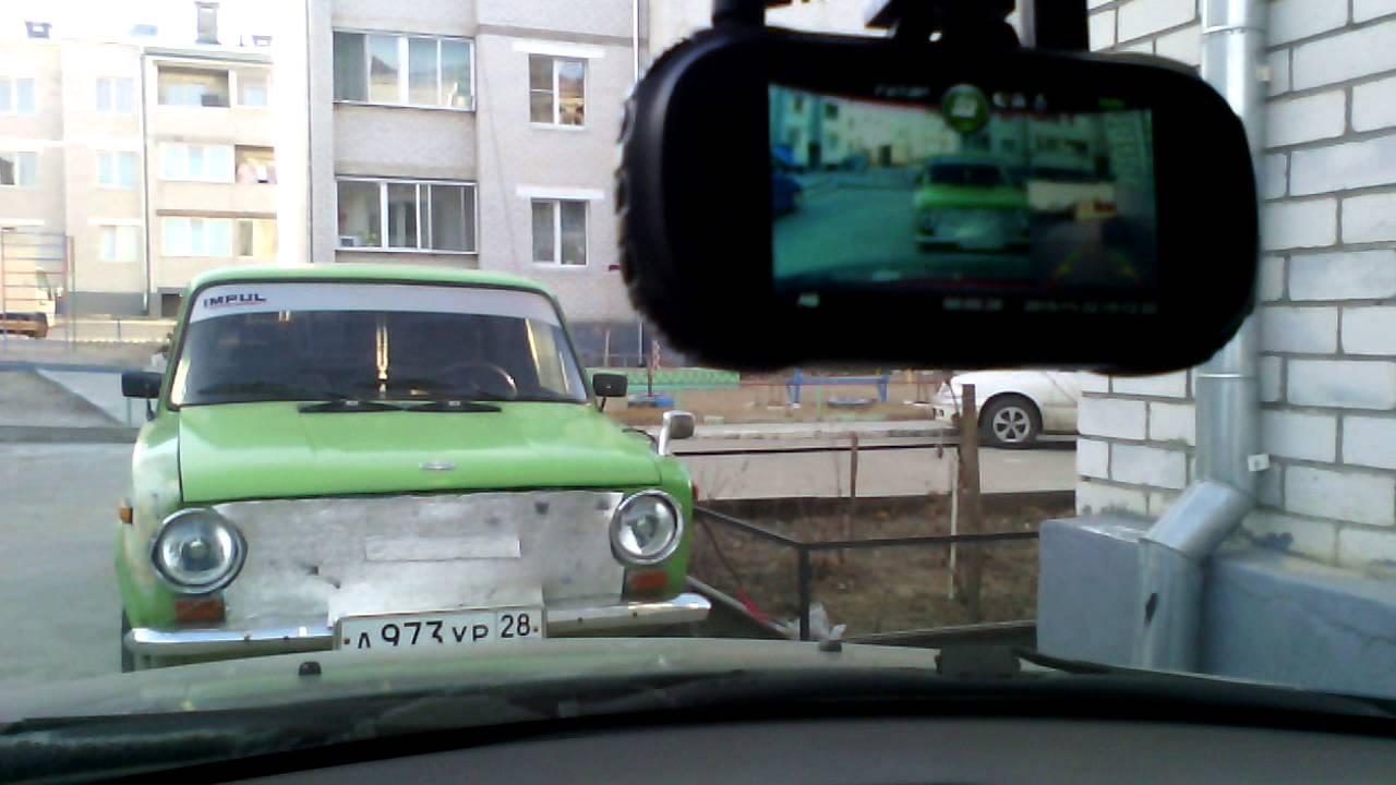 AvtoGSM.ru видеорегистратор NEOLINE WIDE S47 - YouTube