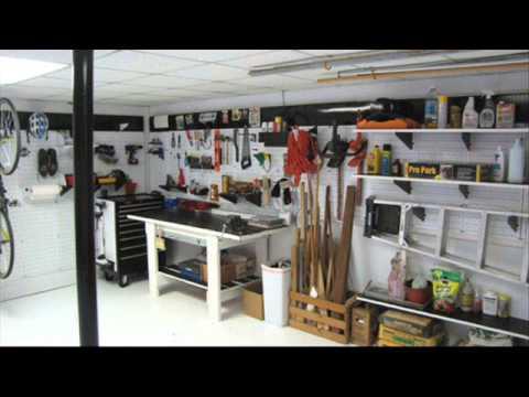 Wall Control Master Workbench Metal Pegboard Tool Organizer Garage Ideas