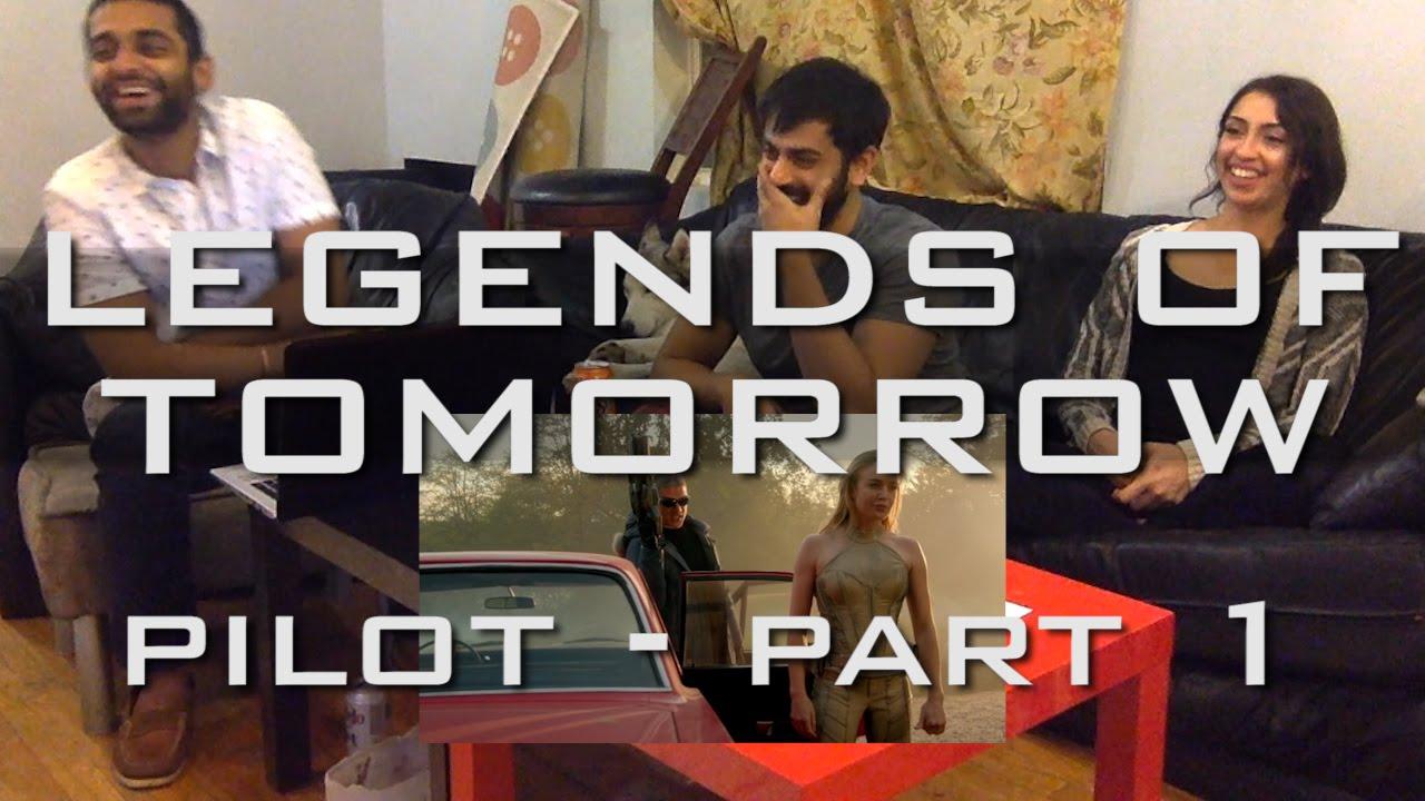 Download Legends of Tomorrow - Pilot Part 1 - Reaction