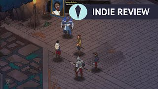 have you heard about...?  Masquerada: Songs and Shadows Review