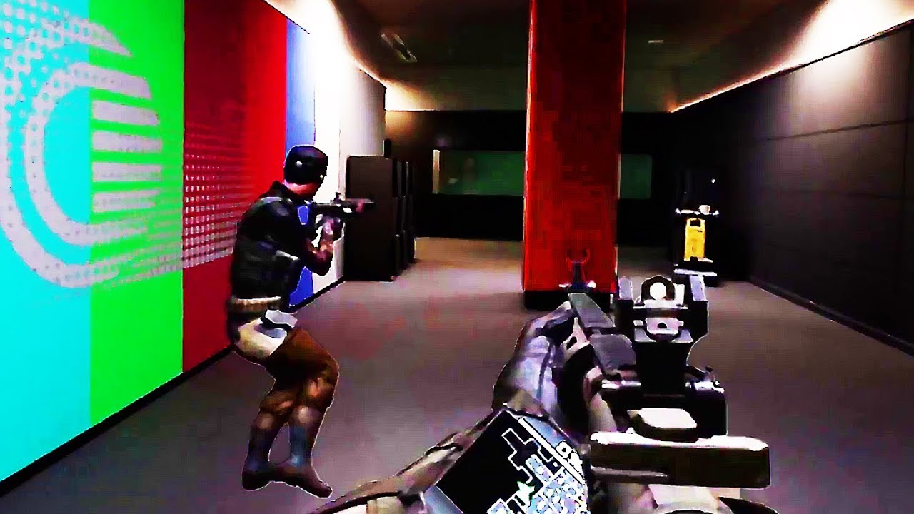 "FIREWALL ZERO HOUR ""Dark Web Season 2"" - Gameplay-Trailer (2019) PS4 / PS VR + video"