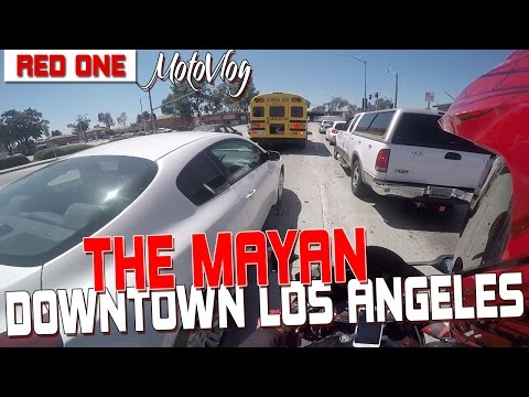 The Mayan || Downtown Los Angeles