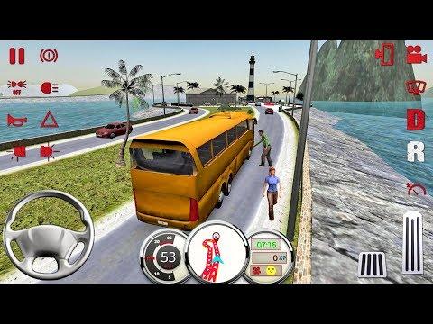 Bus Simulator 17 #45 Rio De Janeiro! - Fun Bus Games Android Gameplay