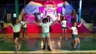 Easy Dance For Kids (Twerk It Like Miley)