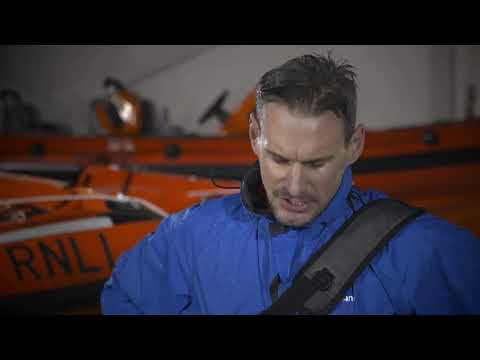 What Good Is A Lifejacket To An Angler? (RNLI Pool Test)