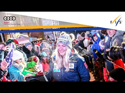Road to PyeongChang – Ragnhild Mowinckel | FIS Alpine