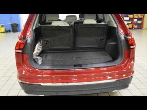 New 2019 Volkswagen Tiguan Capitol Heights, MD #VKM013489 - SOLD