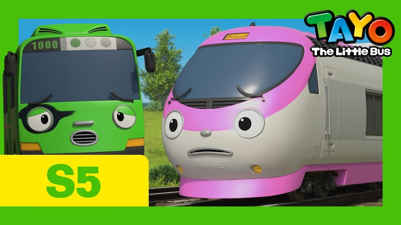 Download Tayo S5 EP17 l Rogi and the Lucky Genie l Tayo the Little Bus