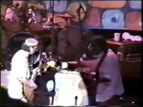 SANTANA -PAUL MASSON WINERY-SARATOGA ,CA 9-8-1989