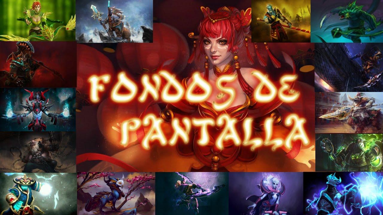 FONDOS DE PANTALLA DE DOTA 2