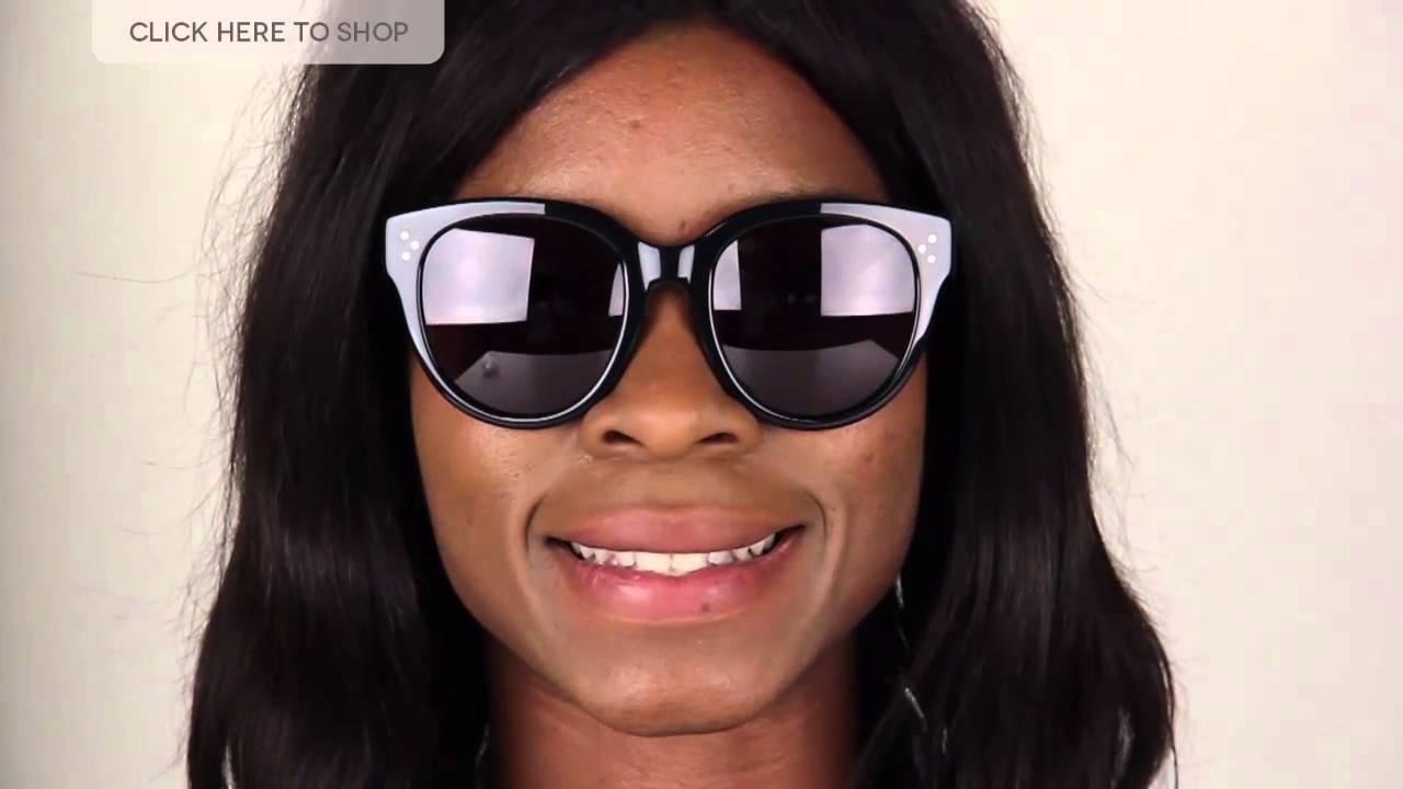 ed997f732dc CELINE CL 41755 POLARIZED Sunglasses Review