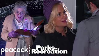 Parks and Recreation - Sealed with a Kiss (Episode Highlight)