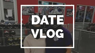 VLOG | Date to K1 Speed Go Karting in Concord