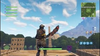 the best construction we have made in fortnite | New game mode