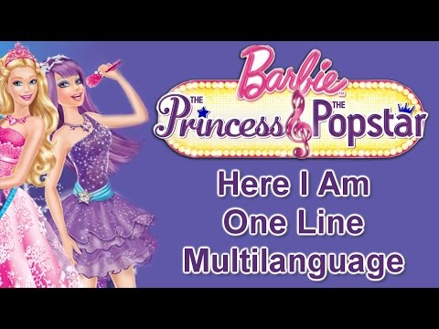 here i am barbie the princess and popstar ending relationship