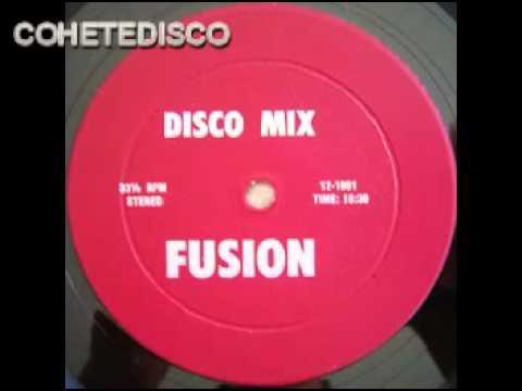 FUSION (Disco Mix) - Medley  (1979)