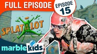 "Splatalot! - Season 1 - Episode 15 - Alan ""SKABB!"" Tonelli"