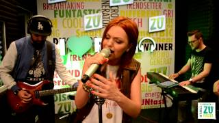 Alexandra Stan - Thanks for Leaving (Live la Radio ZU)