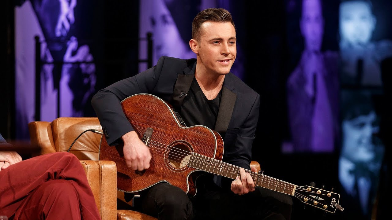 Gentle Mother Nathan Carter The Late Late Show Rté One Youtube