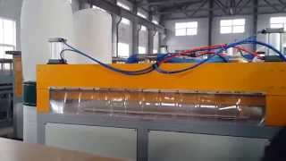 Parkistan Customer--pvc Wpc Foam Board Machine For Furniture Board And Construction Board