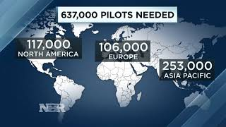 Airline industry facing pilot shortage
