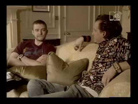 Justin Timberlake Interview MTV