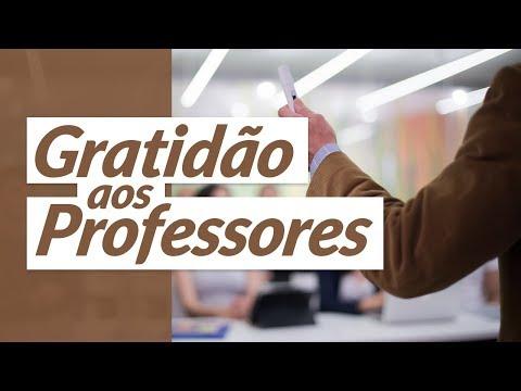 Gratidão Aos Professores (Mensagem De Agradecimento Ao Professor)