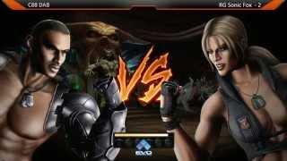 Mortal Kombat @ EVO 2014 - Top 4 Side Tournament Finals