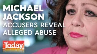 Michael Jackson's accusers speak out | TODAY Show Australia