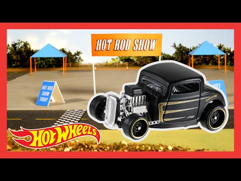 ULTIMATE ROD SQUAD HOT ROD REUNION! | Hot Wheels