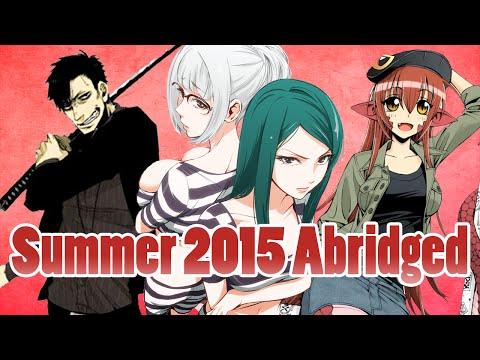 AZ: Summer Anime