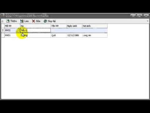 Devexpress gridview tutorial