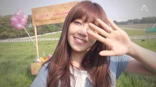 "APink 3rd mini Album ""Secret Garden"" Jacket Making Film"