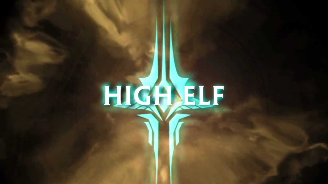 Видео TERA - Race Series: High Elf