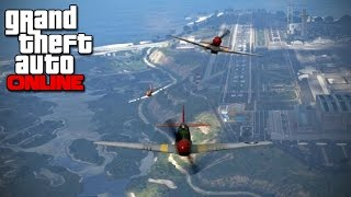 Gta 5 Online Fivem Episode 1 Dogfights