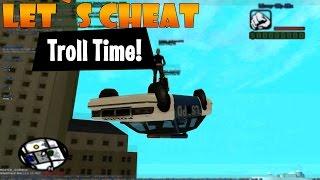 Let`s Cheat Samp-RP (GTA SAMP) #149 - RAPID ВЗРЫВАЕМ ИГРОКОВ! Troll Time!