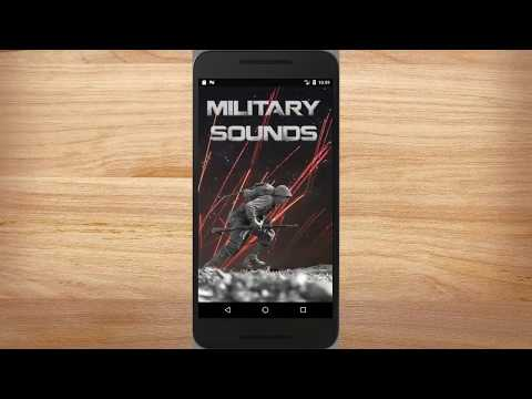 Military sounds - Give your android device a military spirit