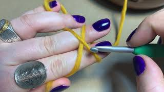 How to Make a Slipknot | Crochet Tutorials